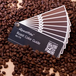 Coffee Roast Color Guide